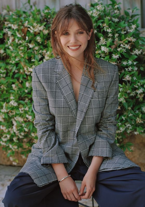 Elizabeth Olsen - Photoshoot for Who What Wear Fall 2019