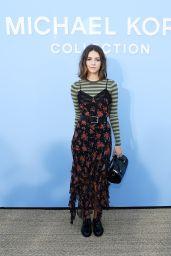 Ella Hunt – Michael Kors Fashion Show in NY 09/11/2019