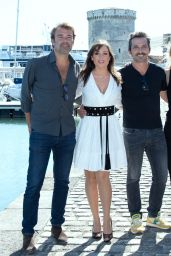 Elsa Esnoult – La Rochelle TV Fiction Festival Photocall 09/13/2019