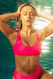 Elsie Hewitt - Goldie Swimwear July 2019