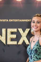 """Emily Skinner – """"Next Level"""" Premiere in LA"""