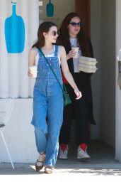 Emma Roberts - Stops for a Coffee in Los Feliz 08/31/2019