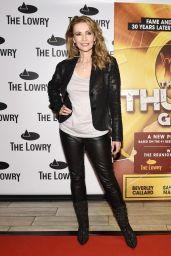 "Emma Samms - ""Thunder Girls"" Press Night in Manchester"