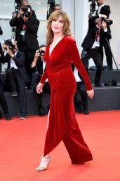 Emmanuelle Seigner - 76th Venice Film Festival Closing Ceremony Red Carpet