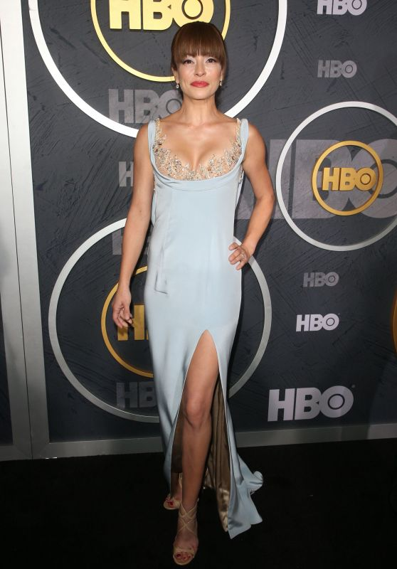 Emmanuelle Vaugier – HBO Primetime Emmy Awards 2019 Afterparty in LA
