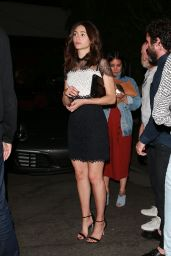 Emmy Rossum Night Out Style 9/17/19
