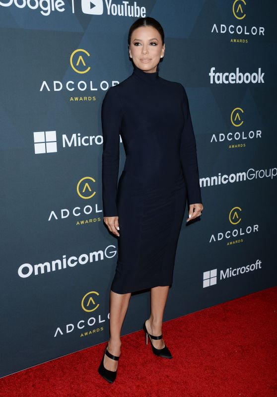 Eva Longoria - ADCOLOR Awards in Los Angeles 09/08/2019
