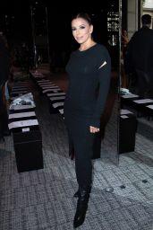 Eva Longoria - Guy Laroche Womenswear Fashion Show in Paris 09/25/2019