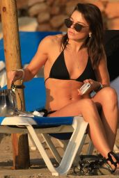 Faye Brookes in a Bikini in Ibiza 09/07/2019