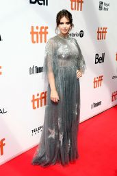 "Felicity Jones - ""The Aeronauts"" Premiere at 2019 TIFF"