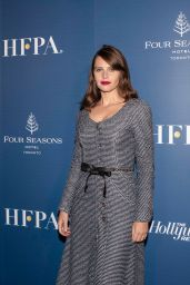Felicity Jones – The HFPA and THR Party in Toronto 09/07/2019