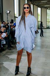 Flora Coquerel - Dawei Show at Paris Fashion Week 09/24/2019