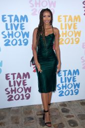 Flora Coquerel – Etam Show at Paris Fashion Week 09/24/2019