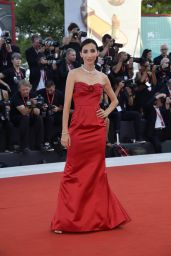 """Francesca Rocco – """"An Officer and a Spy"""" Premiere at the 76th Venice Film Festival"""