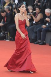 "Francesca Rocco – ""An Officer and a Spy"" Premiere at the 76th Venice Film Festival"