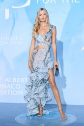 Frida Aasen – Gala for the Global Ocean in Monte-Carlo 09/26/2019