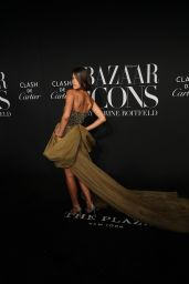 Georgia Fowler – 2019 Harper's Bazaar ICONS Party in NY