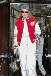 Gigi Hadid Street Style 09/26/2019