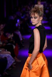 Gigi Hadid - Walks Tom Ford Fashion Show in NYC 09/09/2019
