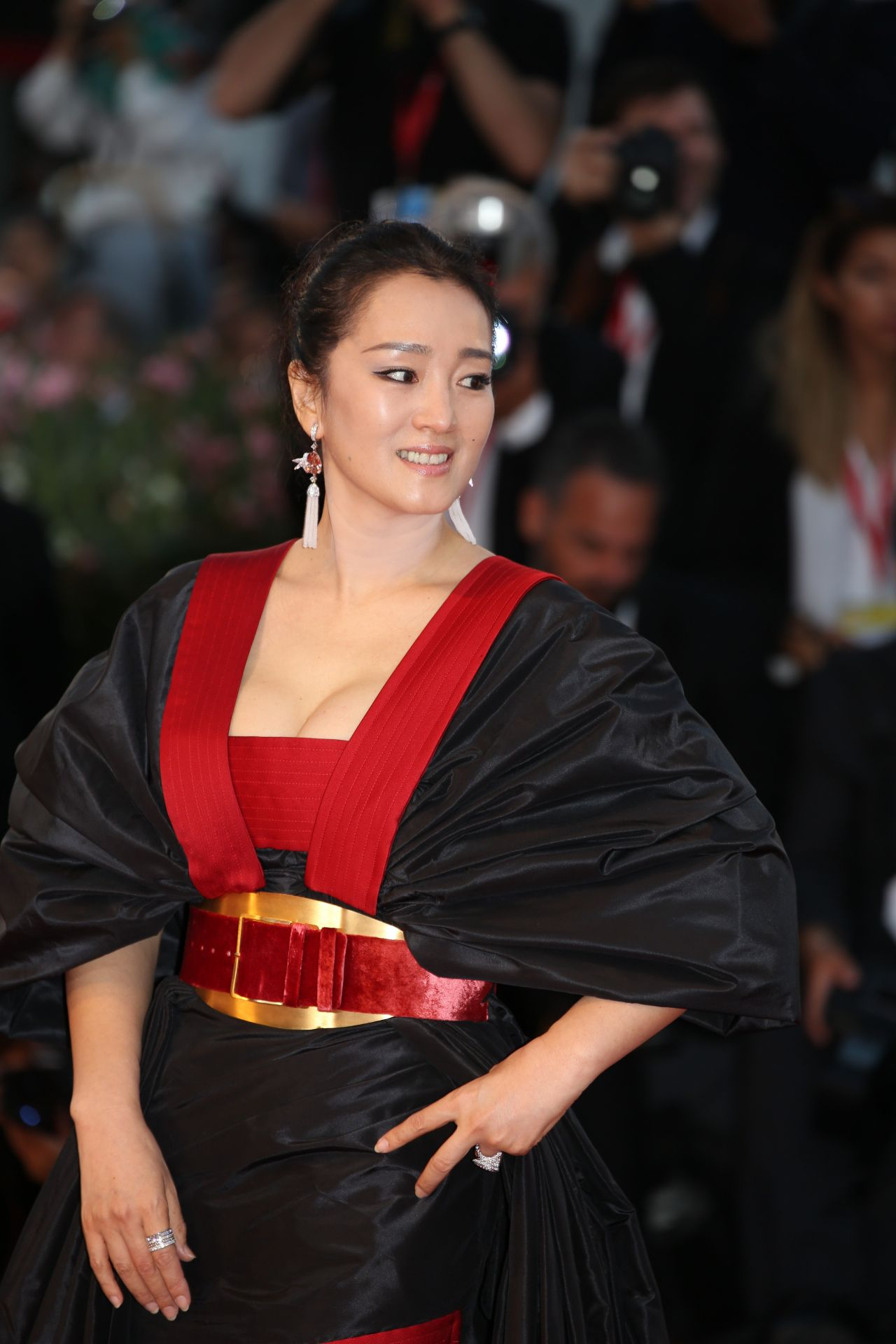 Gong Li  U2013  U201csaturday Fiction U201d Premiere At The 76th Venice