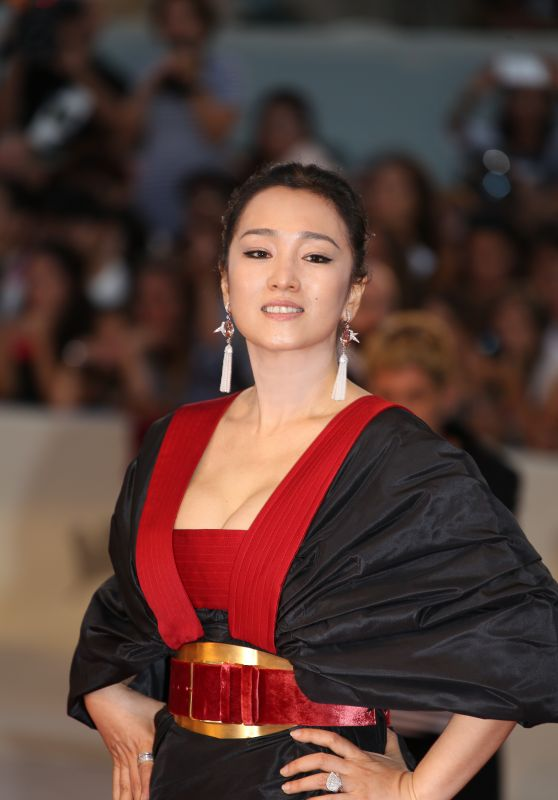 "Gong Li – ""Saturday Fiction"" Premiere at the 76th Venice Film Festival"