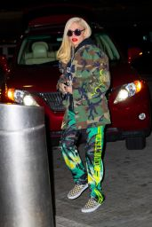 Gwen Stefani - Out of NYC 09/24/2019