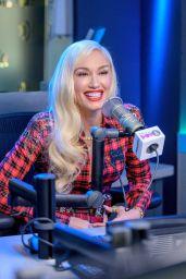 Gwen Stefani - SiriusXM Studios in NYC 09/23/2019