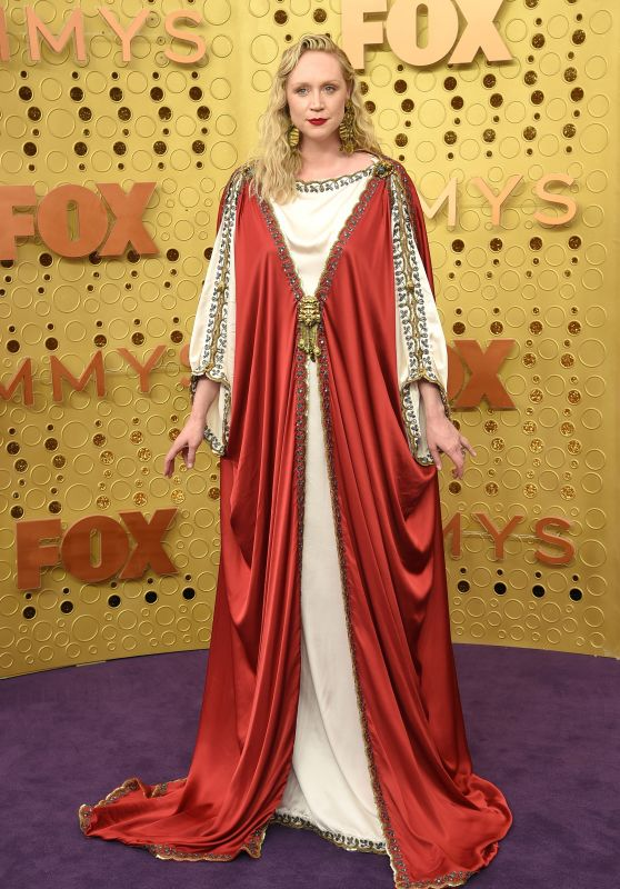 Gwendoline Christie – 2019 Emmy Awards