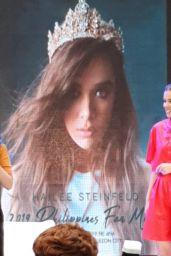 Hailee Steinfeld - Doing Interviews in Manila 09/06/2019