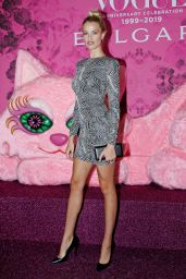 Hailey Clauson - Vogue Japan 20th Anniversary Party at Milan Fashion Week