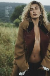 Hailey Rhode Bieber - Vogue Australia October 2019 Issue