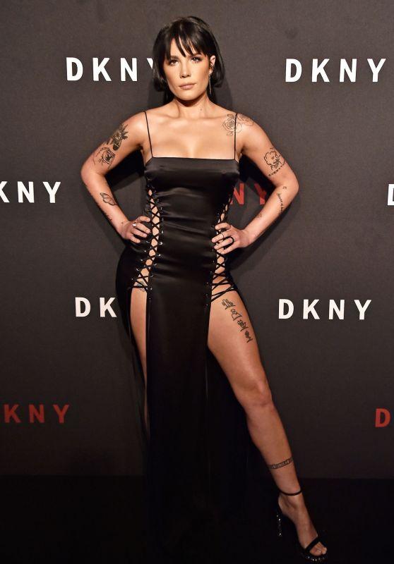 Halsey – DKNY 30th Anniversary Party in NY
