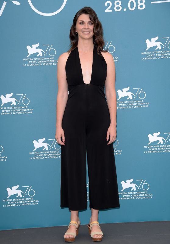 "Hannah Chodos - ""45 Seconds of Laughter"" Photocall at the 76th Venice Film Festival"
