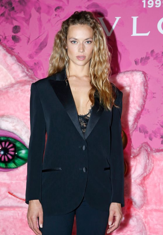 Hannah Ferguson – Vogue Japan 20th Anniversary Party at Milan Fashion Week