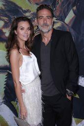 """Hilarie Burton and Jeffrey Dean Morgan – """"The Walking Dead"""" Season 10 Premiere in LA"""