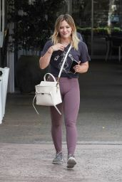 Hilary Duff in Tights - Switch Boutique in Bel-Air 09/09/2019