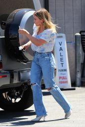 Hilary Duff Street Style 08/29/2019