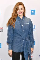 Holland Roden - WE Day New York 2019