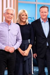 "Holly Willoughby – ""This Morning"" TV Show in London 09/19/2019"