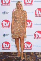 Holly Willoughby – TV Choice Awards in London 09/09/2019
