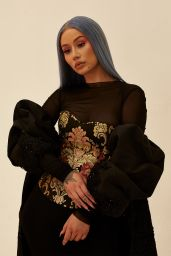 Iggy Azalea - Galore Magazine 2019 Photoshoot