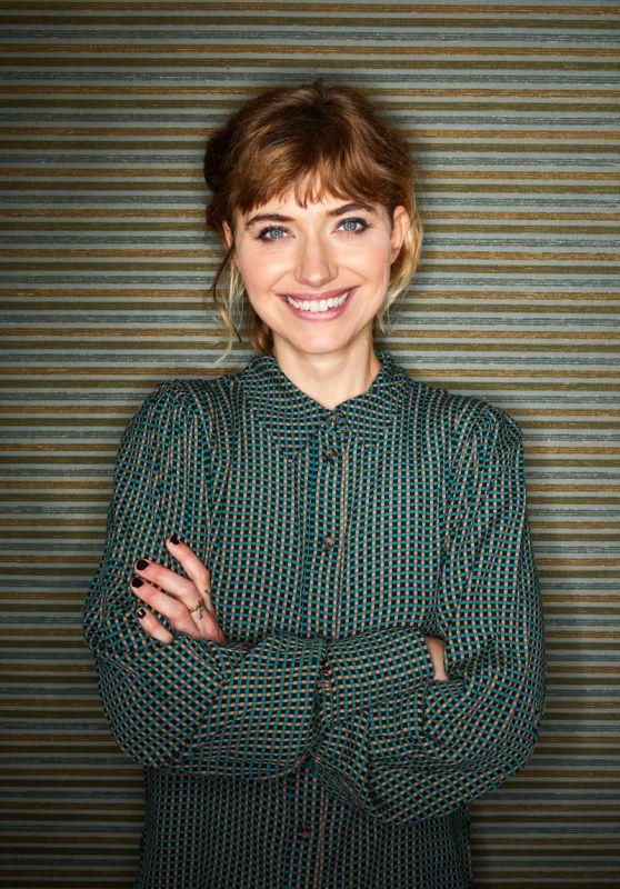 Imogen Poots - 2019 TIFF Portraits