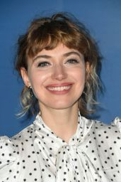 Imogen Poots – The HFPA and THR Party in Toronto 09/07/2019