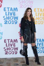Iris Mittenaere – Etam Show at Paris Fashion Week 09/24/2019