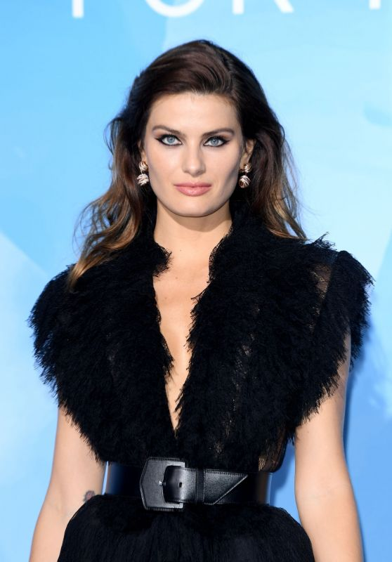 Isabeli Fontana – Gala for the Global Ocean in Monte-Carlo 09/26/2019