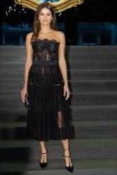 Isabeli Fontana – MFW-Dolce & Gabbana Show at Milan Fashion Week 09/22/2019