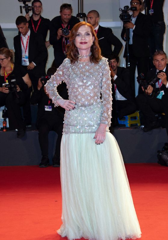 Isabelle Huppert – Kineo Prize Red Carpet at the 76th Venice Film Festival