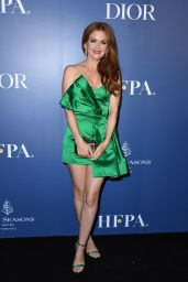 Isla Fisher - The Hollywood Foreign Press Association & The Hollywood Reporter Party at 2019 TIFF