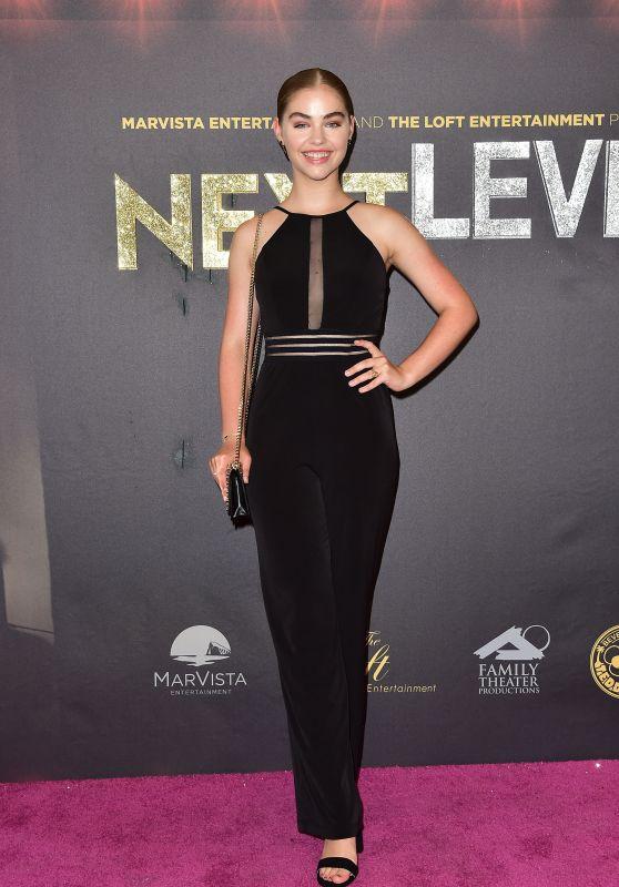 "Jade Weber – ""Next Level"" Premiere in LA"