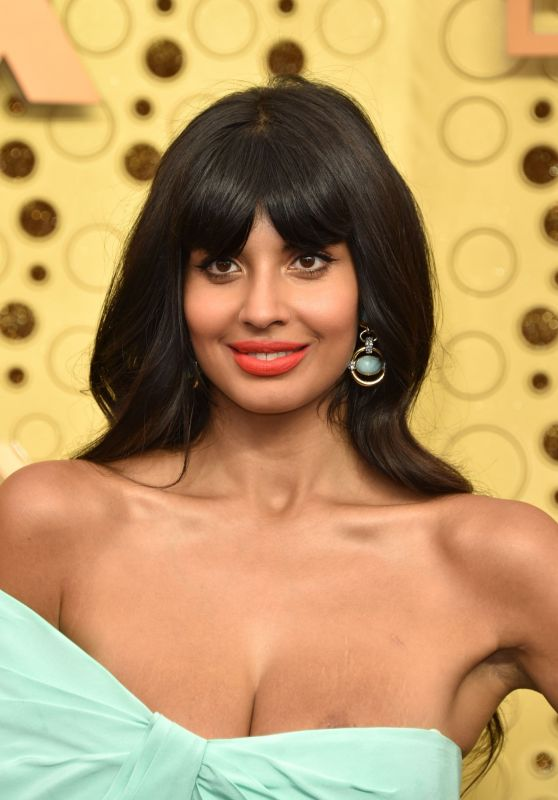 Jameela Jamil – 2019 Emmy Awards